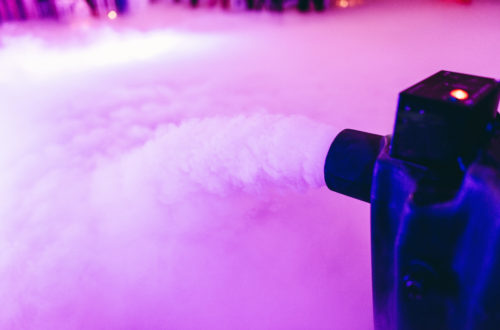 Wedding First Dances are Extra Special with Dry Ice